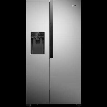 Gorenje NRS9181VX A+  SBS hűtőszerkény, belső víztartály 610 liter Inverter