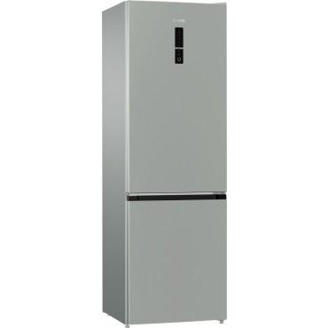Gorenje RK6193LX4 Alulfagyasztós hűtő 185 cm