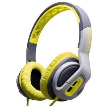 Soul TRANSFORM vezetékes fejhallgató Zöld