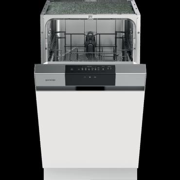 Gorenje GI52040X Kezelő paneles keskeny mosogatógép 9 teríték