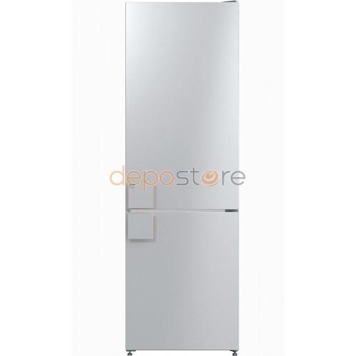 Gorenje RK612STX kombinált hűtő A++ egyedi designe