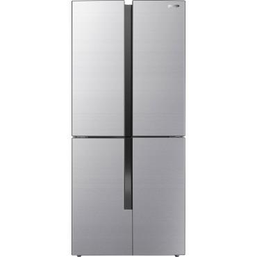 Gorenje NRM8181MX1 A+  4 ajtós SBS hűtőszekrény Multi Door 467 liter