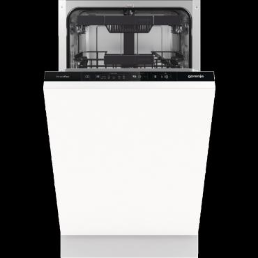 Gorenje GV561D10 Integrált keskeny mosogatógép 11 teríték