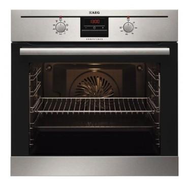 AEG BES33101ZM Beépíthető sütő, Kapacitás: 72 Liter, Grill funkció