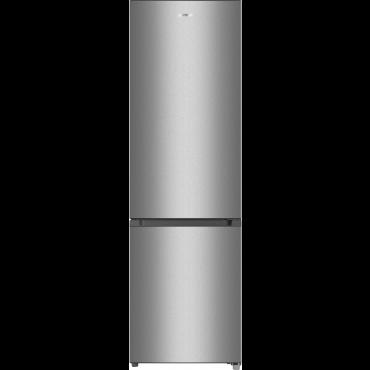 Gorenje RK4181PS4 Alulfagyasztós Hűtőszekrény  Szabadonálló Szürke 180cm F 269Liter
