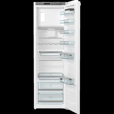 Gorenje RBI5182A1 Beépíthető Egyajtós hűtőszekrény, kis fagyasztóval 177 cm, 288 liter