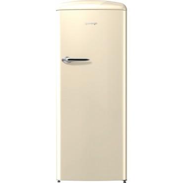 Gorenje ORB153C A+++ Egyajtós, Retró hűtőszekrény