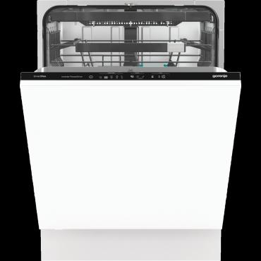 Gorenje GV672C62 Integrált mosogatógép Inverter motor 16 teríték