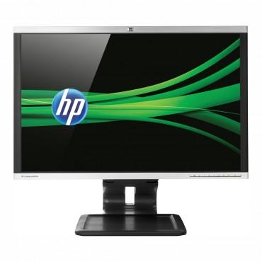 """LCD HP 24"""" LA2405X; black/silver, B+;1920x1200, 1000:1, 250 cd/m2, VGA, DVI, DisplayPort, USB Hub, A"""