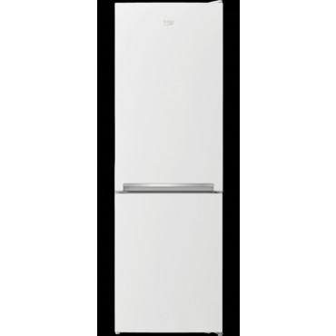 Beko RCSA-366K40 WN Alulfagyasztós Hűtőszekrény 185cm A++ 343 liter