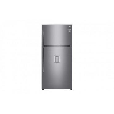 LG GTF916PZPYD Felülfagyasztós hűtőszekrény DoorCooling+™ technológiával, 592 L
