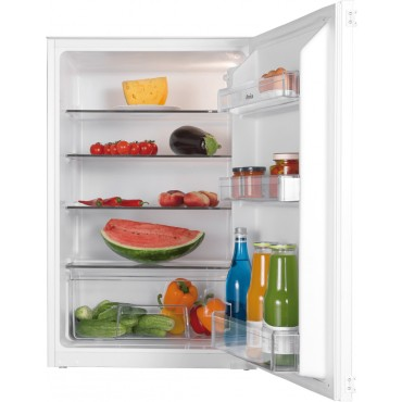AMICA EVKS16172 Beépíthető hűtőszekrény , A+, 88 cm