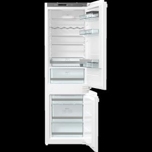 Gorenje NRKI5182A1 Beépíthető Kombinált NoFrost hűtőszekrény, 177 cm, 305 liter