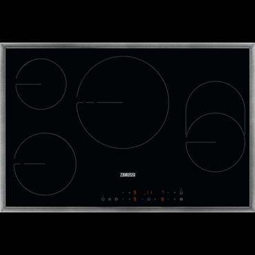 Zanussi ZHRN893X Beépíthető Főzőlap Háromkörös főzőzóna 80cm