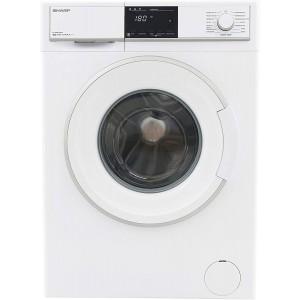 Sharp ES-HFB0147W3  A+++ 10 kg elöltöltős mosógép 1400/p