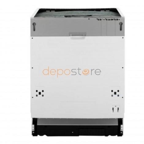 Amica ZIM676S Beépíthető mosogatógép, A++, 12 teríték