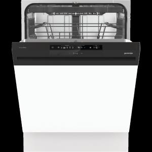 Gorenje GI661D60 kezelő paneles beép. mosogatógép Inverter motor 16 teríték