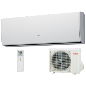 Fujitsu ASYG07LUCA/AOYG07LUCA 2,0 kW hűtés oldalfali Inverteres splitklíma