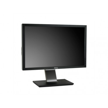 "LCD Dell 22"" P2210; black/silver, B;1680x1050, 1000:1, 250 cd/m2, VGA, DVI, DisplayPort, USB Hub, AG"