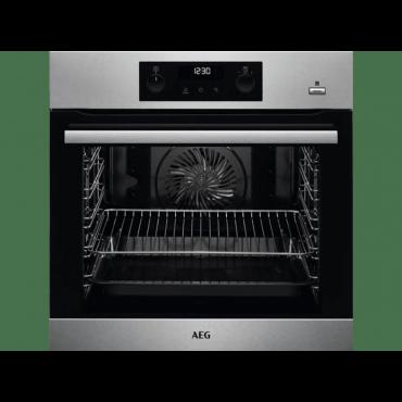 AEG BPB355020M pyrolitikus beépíthető sütő, 72 Liter, Grill funkció