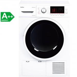 Amica WTP14321W Hőszivattyús szárítógép, 8 kg, A++ (Szárítógép)
