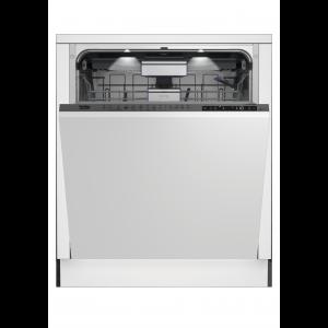 BEKO DIN-28431 A+++ beépíthető mosogatógép 14 teríték 5 év gar
