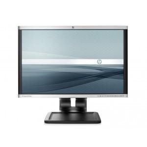 """LCD HP 22"""" LA2205WG; black/silver, B;1680x1050, 1000:1, 250 cd/m2, VGA, DVI, DisplayPort, USB Hub, A"""