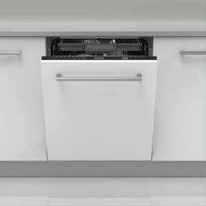 Sharp QW-GD53I443X Beépíthető mosogatógép
