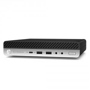 HP EliteDesk 800 G3 DM; Core i5 7500 3.4GHz/8GB RAM/256GB SSD;Intel HD Graphics/Win 10 Pro 64-bit