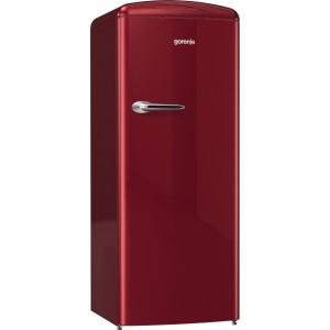 Gorenje ORB153R A+++ Egyajtós, Retró hűtőszekrény