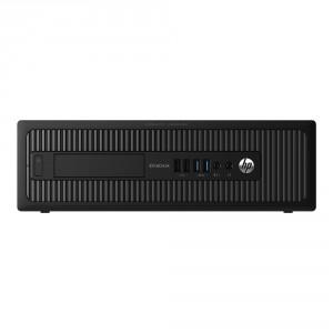 HP EliteDesk 800 G1 SFF; Core i5 4590 3.3GHz/8GB RAM/256GB SSD NEW;DVD-RW-slim/Intel HD Graphics/Win