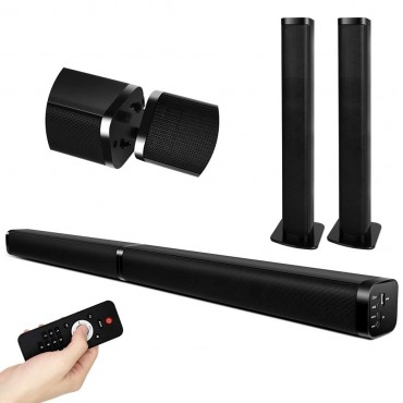 2.0 Channel Convertible Soundbar 40W; Bluetooth/AUX/USB;vhodný aj k interaktívnej tabuli EliteBoard