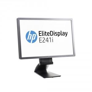 "LCD HP 24"" E241i; black/gray, B+;1920x1200, 1000:1, 250 cd/m2, VGA, DVI, DisplayPort, USB Hub, AG"