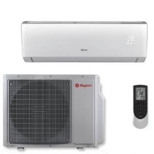 Syen (Gree) SOH09BO Bora Plusz Oldalfali Split klíma 2,5 kW hűtő, 2,8 kW fűtő teljesítmény, R32, WIFI