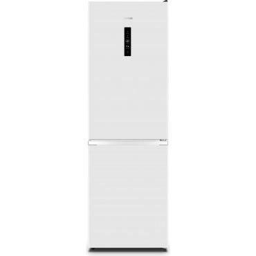 Gorenje N619EAW4 A++ NoFrost  Alulfagyasztós Hűtőszekrény, 185 cm