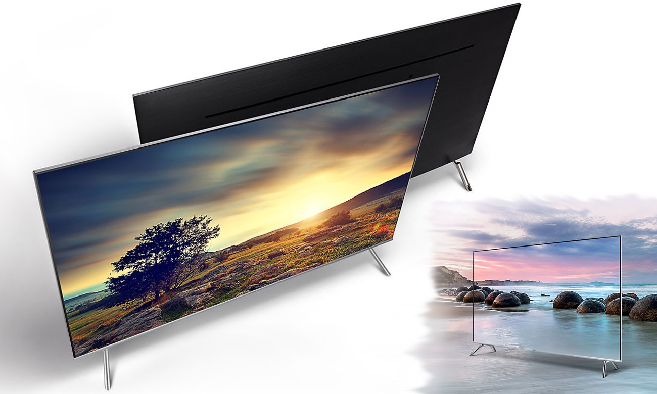samsung ue65mu7002 smart 4k led tv 165 cm. Black Bedroom Furniture Sets. Home Design Ideas