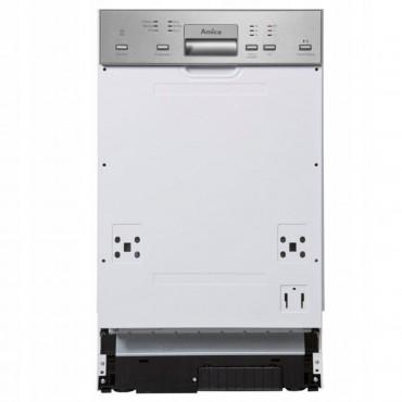 Amica EGSP14595E Beépíthető mosogatógép, A++, 45 cm