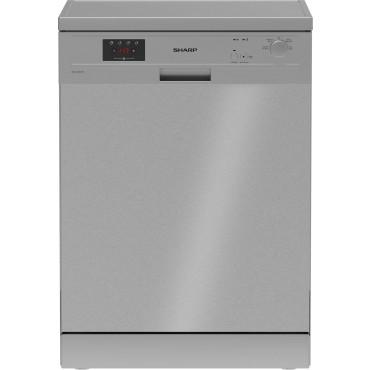 Sharp QW-GX13F47EI Szabadonálló mosogatógép, A++, 60 cm, 13 teríték Outlet