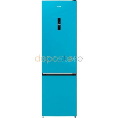 Gorenje NK8990DBL NoFrost Alulfagyasztós hűtőszekrény