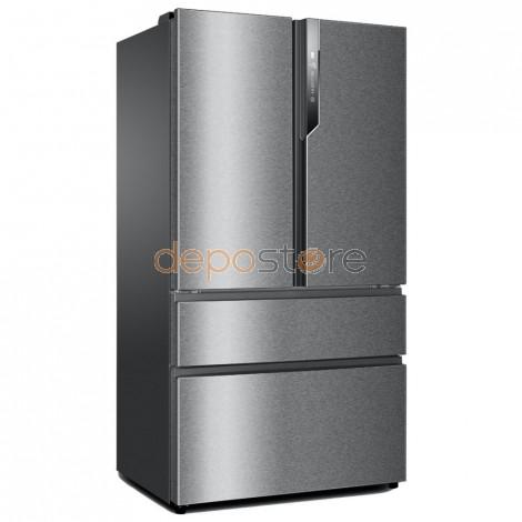 Haier HB25FSSAAA Hűtőszekrény, A++, 101 cm széles