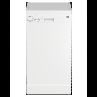 BEKO DFS-05012W A+ Keskeny mosogatógép 10 teríték