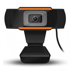 Webcamera FullHD 1080p;Built-in Microphone, Plug and Play, Hi-Speed USB 2.0