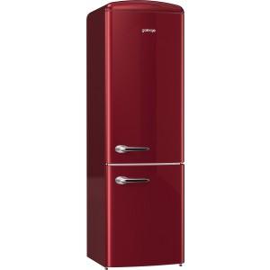 Gorenje ORK192R Szabadonálló alulfagyasztós hűtőszekrény,