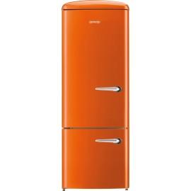 Gorenje RK60319OO-L narancssárga Retro kombinált hűtőszekrény