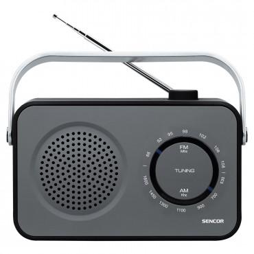 Sencor SRD 2100 B Hordozható FM Rádió