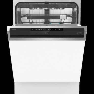 Gorenje GI661C60X kezelő paneles beép. mosogatógép Inverter motor 16 teríték