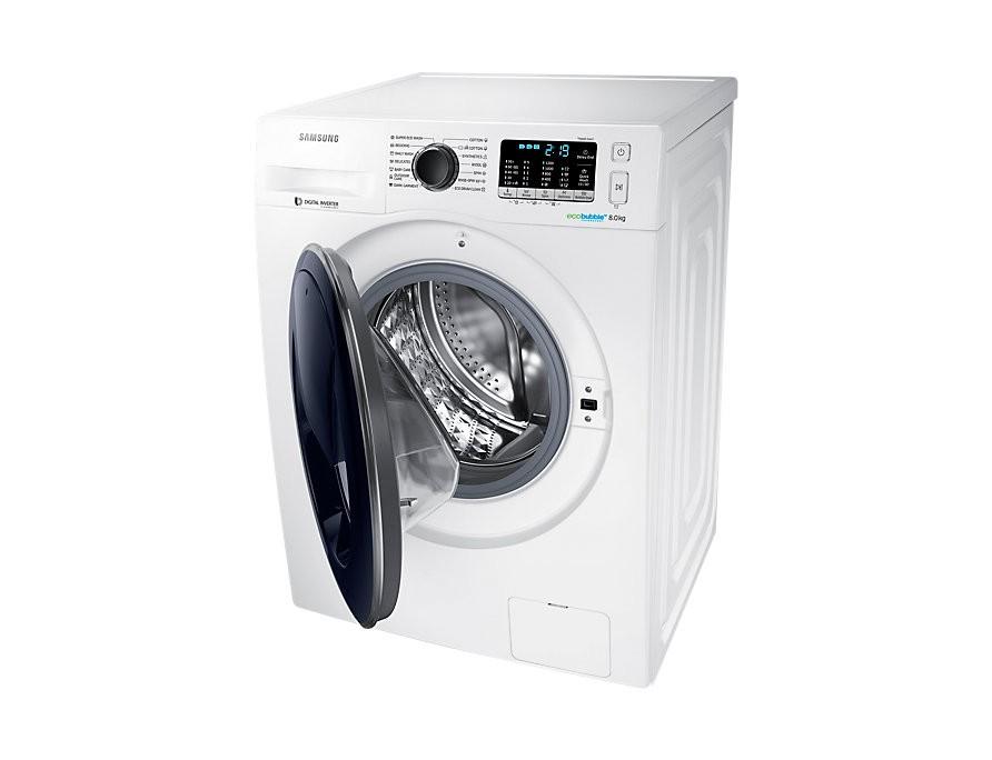 Samsung WW80K5210VW LE 8 kg mosókapacitású elöltöltős mosógép ... 7d6407318a