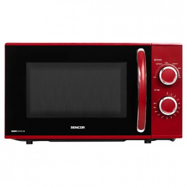 Sencor SMW1517RD  Mikrohullámú sütő 17Liter 700W Piros