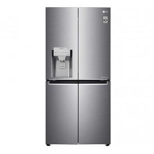 LG GML844PZKV A++ 4 ajtós SbS Hűtőszekrény, 571L