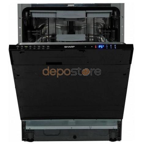 Sharp QW-D52I472X-DE A++ Beépíthető (integrált) mosogatógép